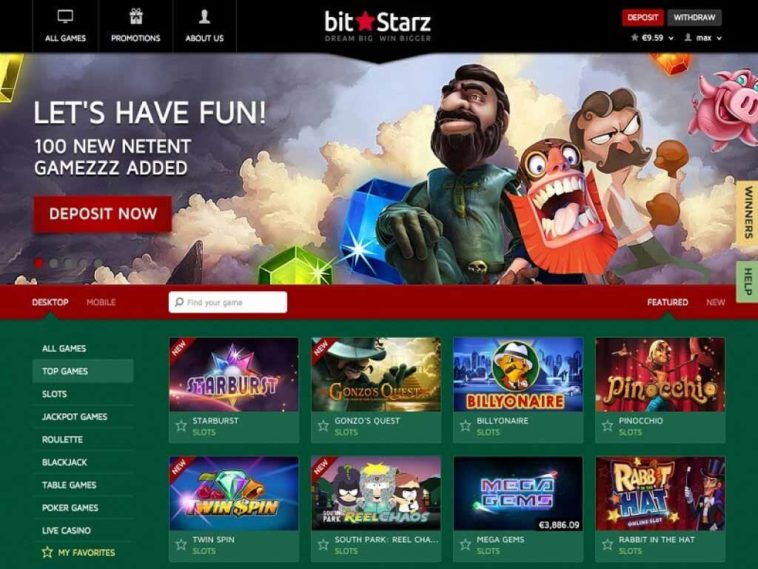 bitstarz-no-deposit-bonus-screenshot